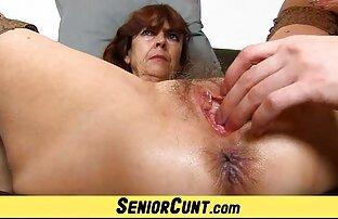 Amatőr barna egy csinos lány nagymamasex